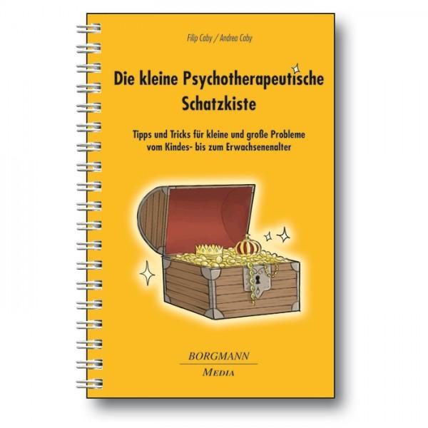 Buch - Die kleine psychotherpeutische Schatzkiste 1 176 Seiten, 16x23cm, Softcover mit Ringbindung