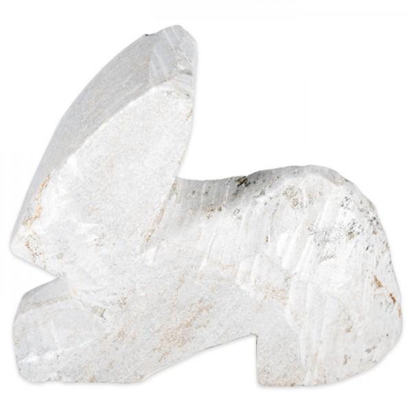 Speckstein-Rohling ca. 8-10cm Kaninchen Farbe zufällig