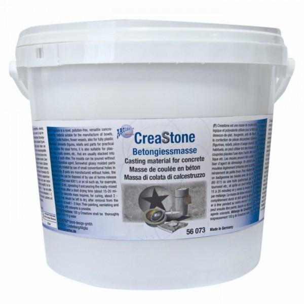 CreaStone Betongießmasse 2,5kg