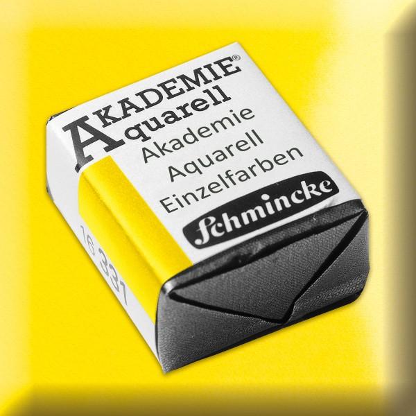 Akademie Aquarell 1,6ml kadmiumgelbton ½ Näpfchen