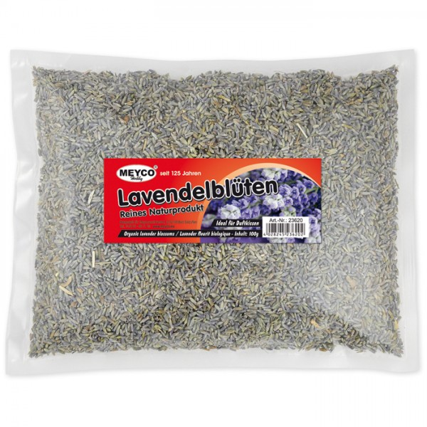 Lavendelblüten Naturprodukt 100g