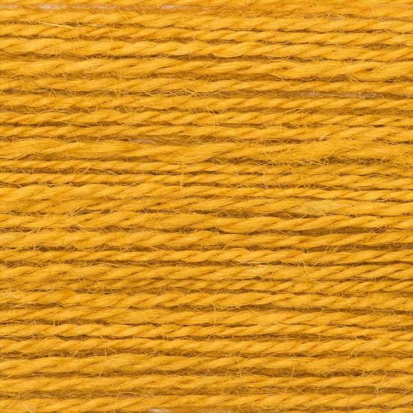 Creative Nature 50g ca. 100m senf Nadel Stricken Nr. 3,5, 100% Hanf