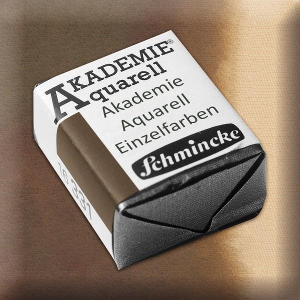 Akademie Aquarell 1,6ml umbra gebrannt ½ Näpfchen