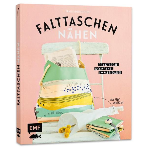 Buch - Falttaschen nähen 80 Seiten, 23,5x20cm