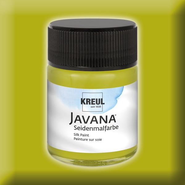 Javana Seidenmalfarbe 50ml pistazie