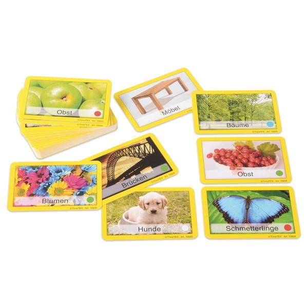 Kartenspiel - Team-Bildungs-Karten 60 St. à 6x9,2cm ab 3 Jahren