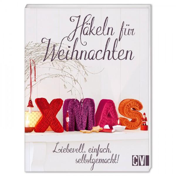 Buch - Häkeln für Weihnachten 48 Seiten, 16,7x22cm, Softcover