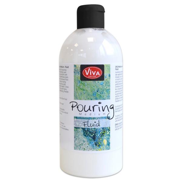 Viva Decor Pouring Fluid 500ml transparent