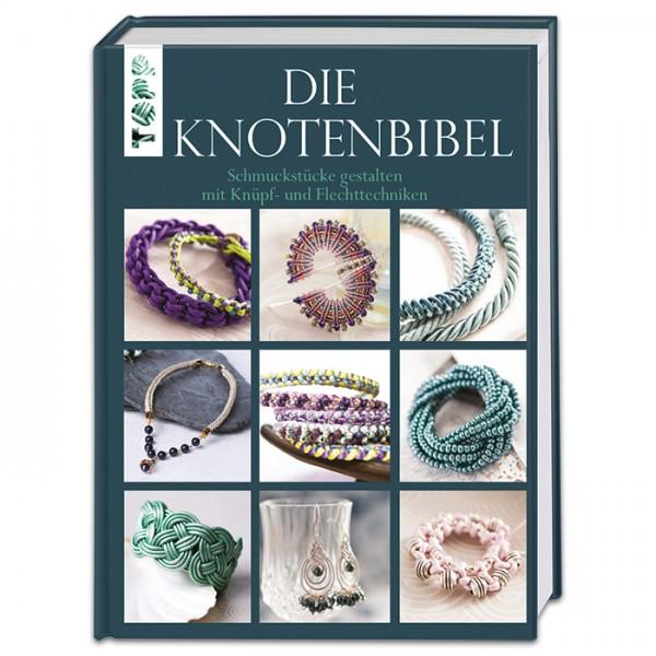 Buch - Die Knotenbibel 160 Seiten, 27,6x21cm, Hardcover
