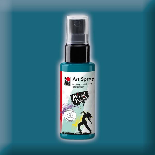 Art Spray Acrylspray 50ml petrol