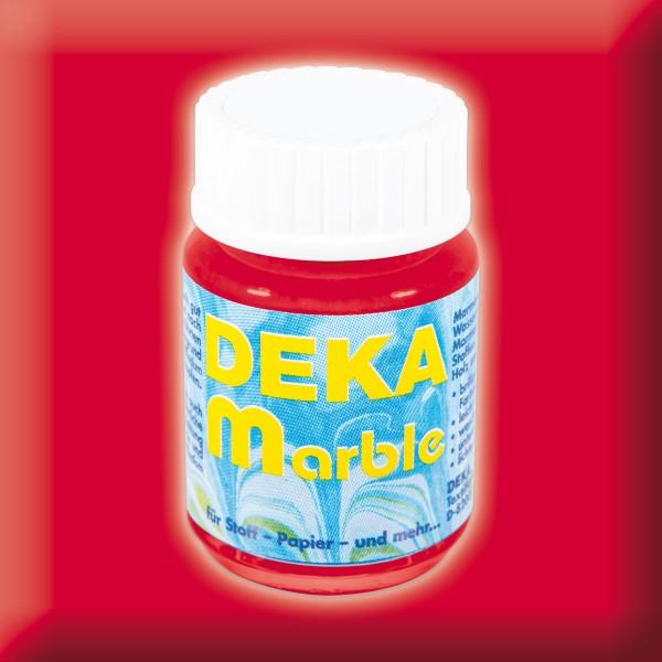 Deka-Marble Marmorierfarbe 25ml karmin