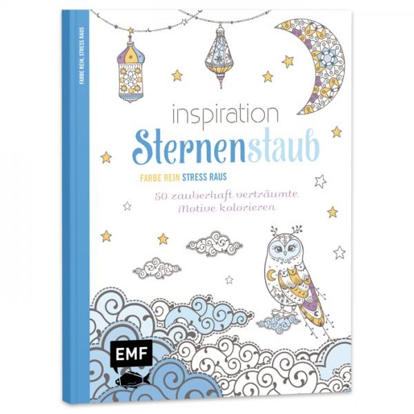 Buch - Inspiration Sternenstaub 64 Seiten, 22x17cm, Softcover