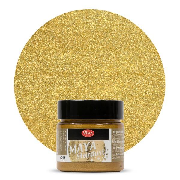 Maya Stardust 45ml gold