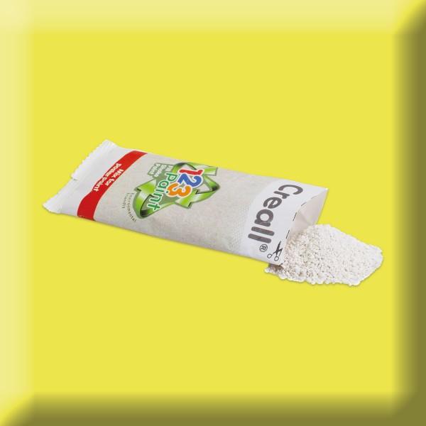 Creall 1-2-3-Paint Nachfüllbeutel 3 St. à 25g gelb Plakatfarbe in Pulverform