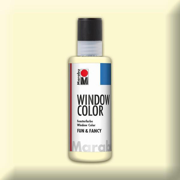 Marabu fun&fancy 80ml elfenbein Windowcolor