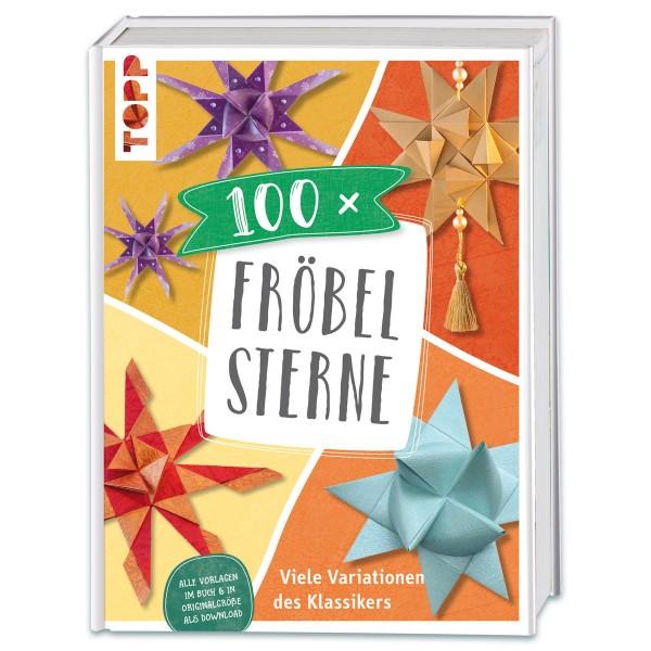 Buch - 100 x Fröbelsterne 144 Seiten, 20x26,5cm, Hardcover