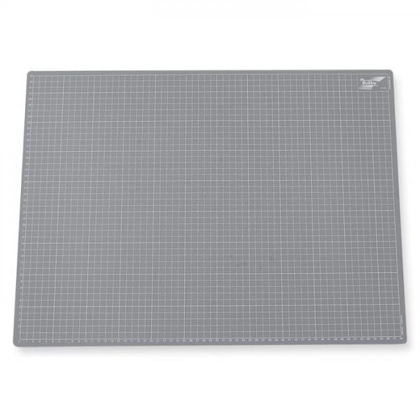 Schneidunterlage Kunststoff 45x60cm grau