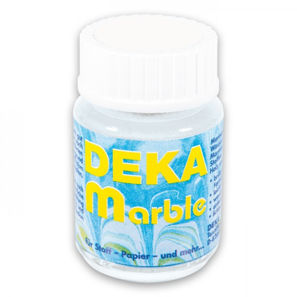 Deka-Marble Marmorierfarbe 25ml Aufheller