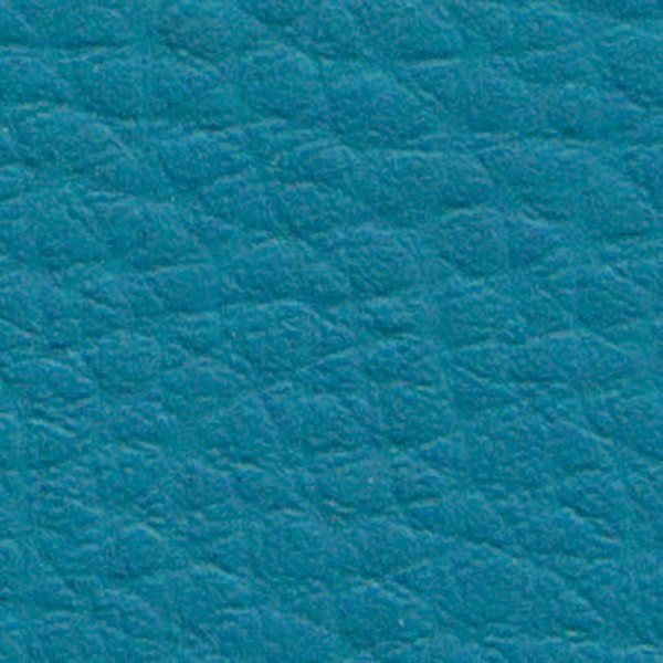 Veganes Leder ca. 0,9-1mm 50x70cm aqua 20% Polyethersulfon, 2% Polyurethane, 78% Polyvinylchlorid