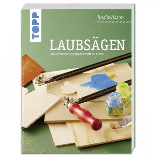 Buch - Basiswissen Laubsägen 192 Seiten, 16,2x21cm, Softcover