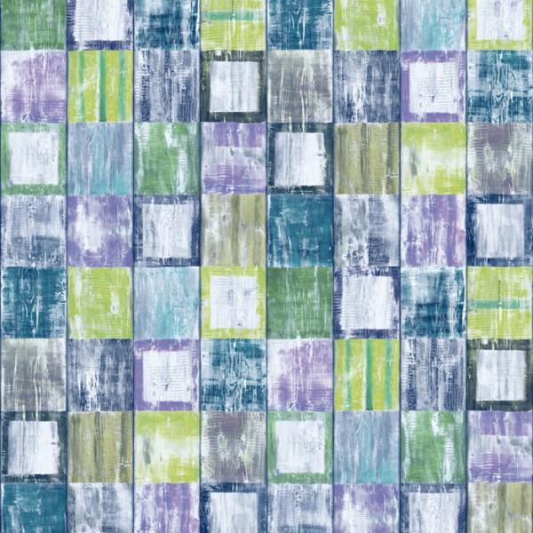 Dekorfolie d-c-fix 45x150cm Bahia blau/grün