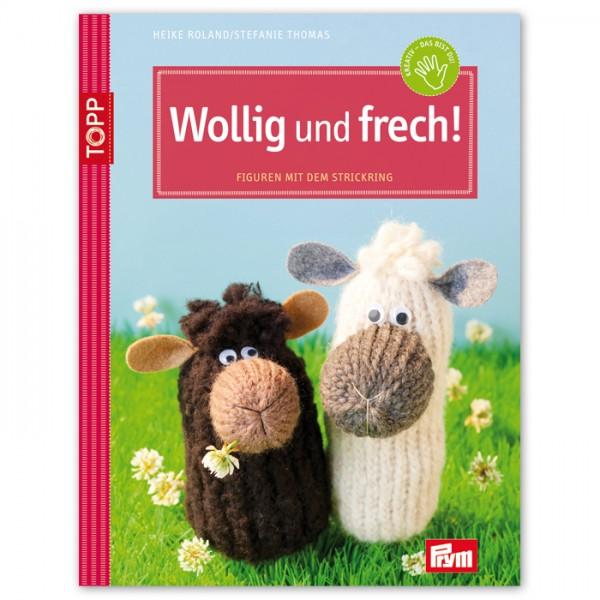 Buch - Wollig und frech! 32 Seiten, 17x22cm, Softcover