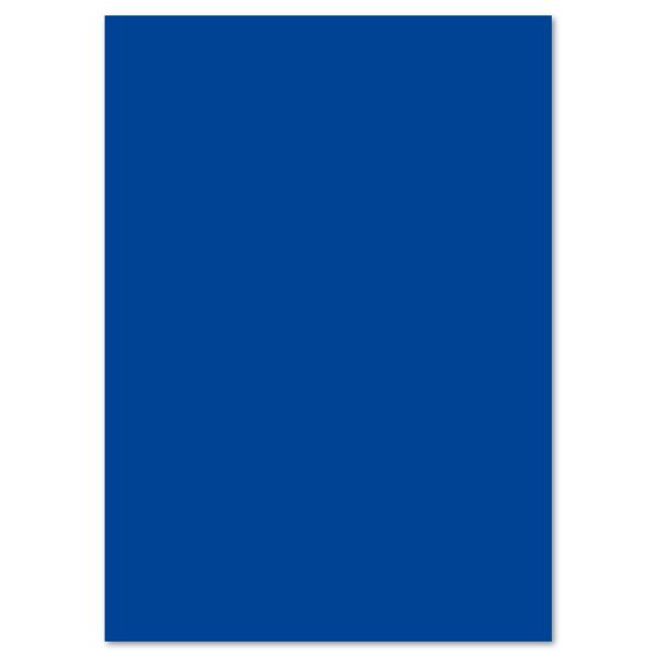Tonkarton 220g/m² 50x70cm 25 Bl. ultramarin