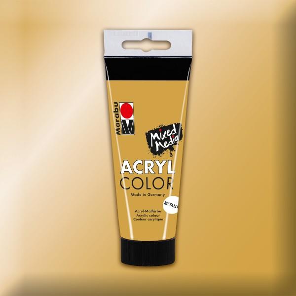Marabu Acryl Color 100ml gold