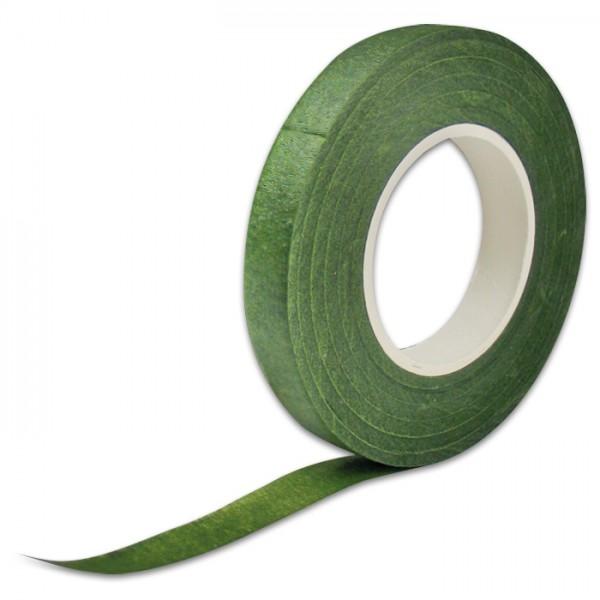 Kreppwickelband 13mm 27,5m grün