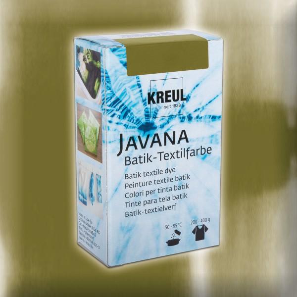 Javana Batik-Textilfarbe 70g dark olive