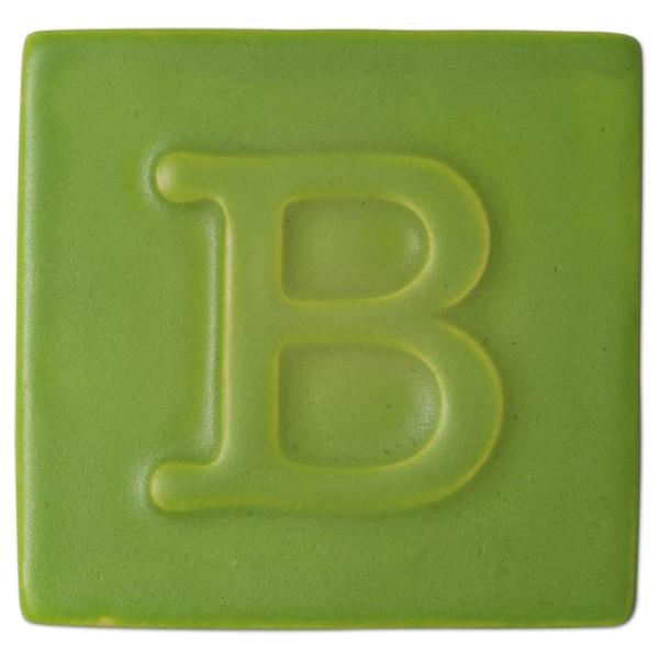 BOTZ Flüssigglasur bleifrei 800ml grün matt