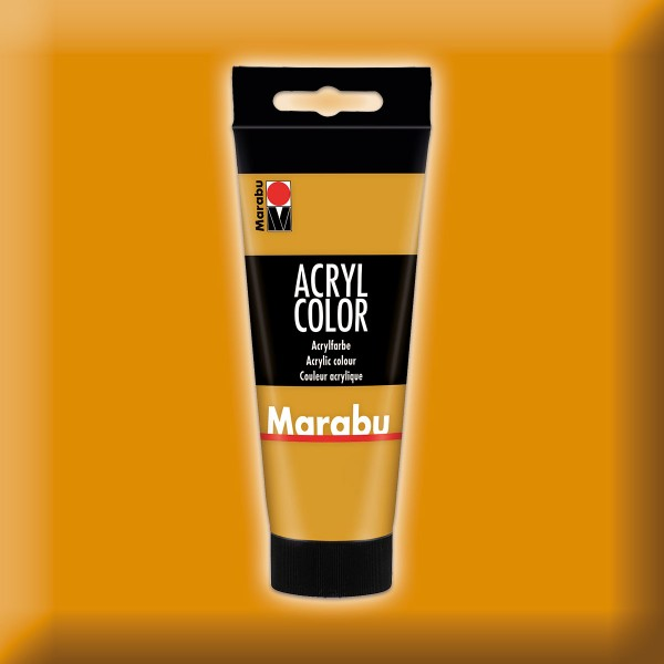 Marabu Acryl Color 100ml ocker