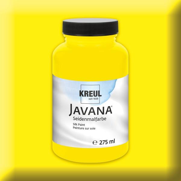 Javana Seidenmalfarbe 275ml gelb