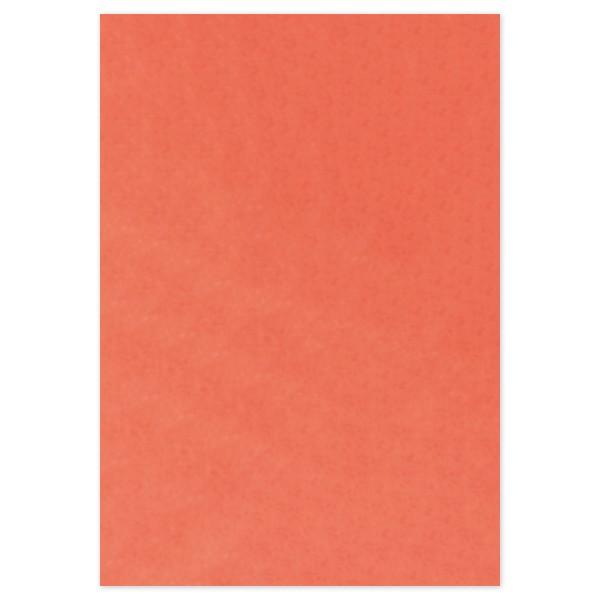 Transparentpapier 70x100cm 25 Bl. orange Drachenpapier, 42g/m²