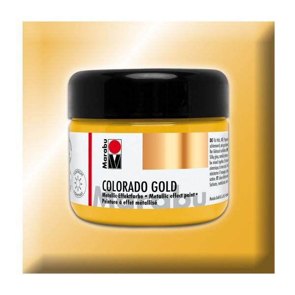 Marabu Colorado Gold 225ml metallic-gold