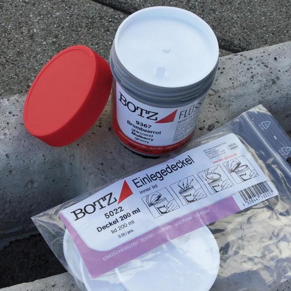 BOTZ Einlegedeckel für 200ml Dosen 5 St. Kunststoff