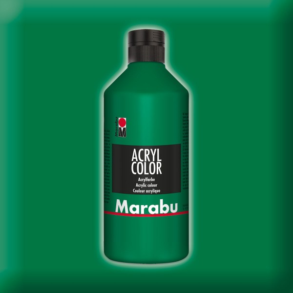 Marabu Acryl Color 500ml saftgrün