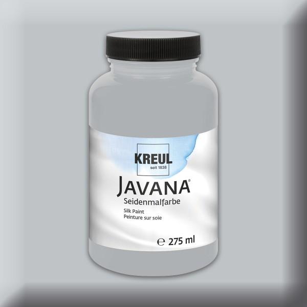 Javana Seidenmalfarbe 275ml silbergrau