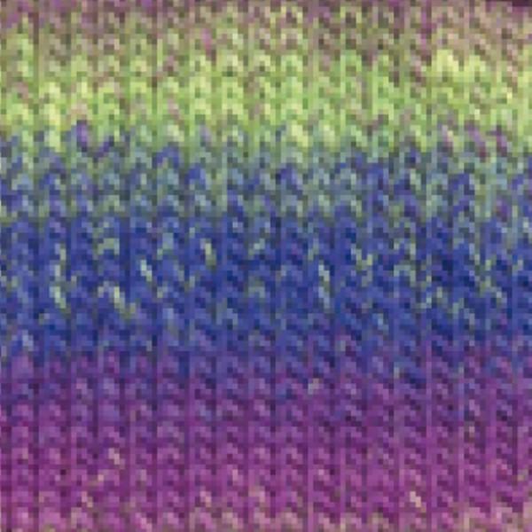 Wash+Filz-it Filzwolle multicolor 50g karibik color 100% Wolle, LL 50m, Nadel Nr. 8-9