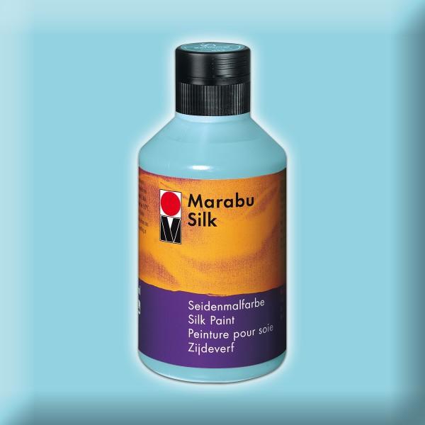 Marabu Silk 250ml arktis Seidenmalfarbe