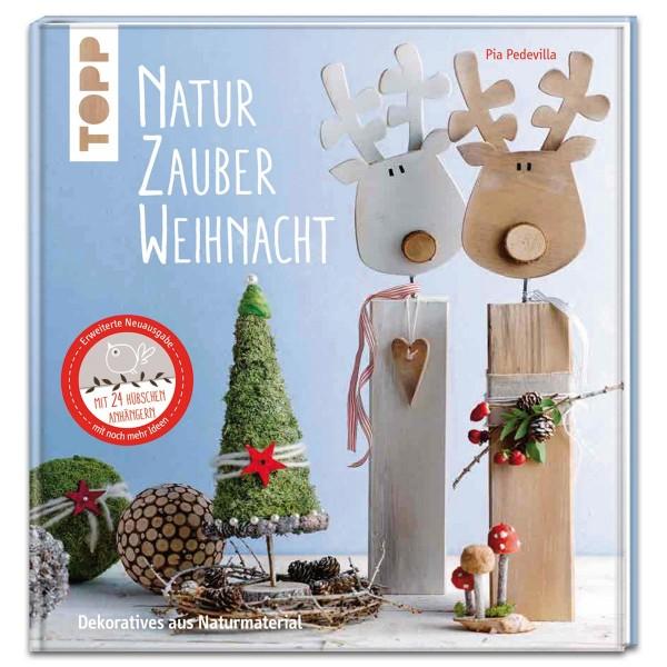 Buch - Natur Zauber Weihnacht 80 Seiten, 22,2x23,5cm, Hardcover