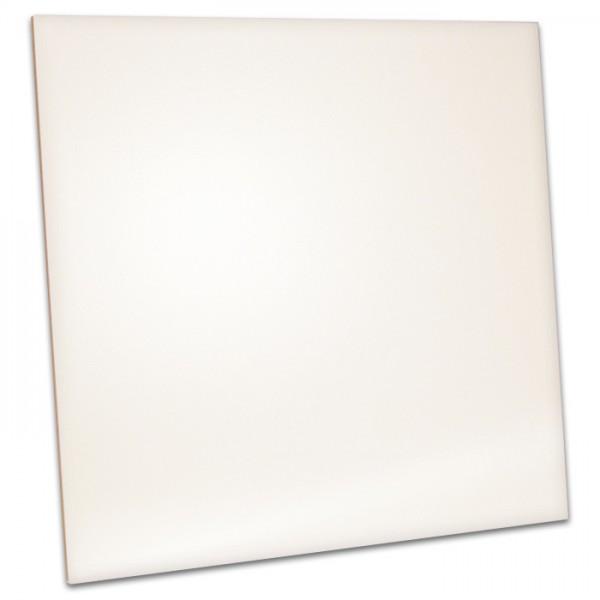 Fliese 197x197x6,5mm weiß