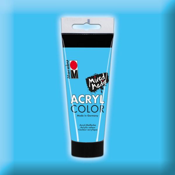 Marabu Acryl Color 100ml hellblau