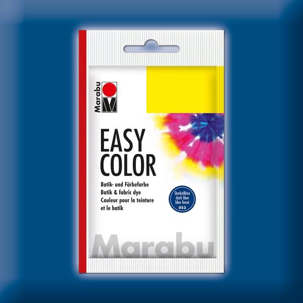 Marabu EasyColor Batik-/Textilfarbe 25g dunkelblau