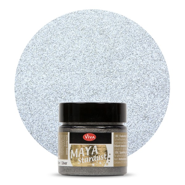 Maya Stardust 45ml silber