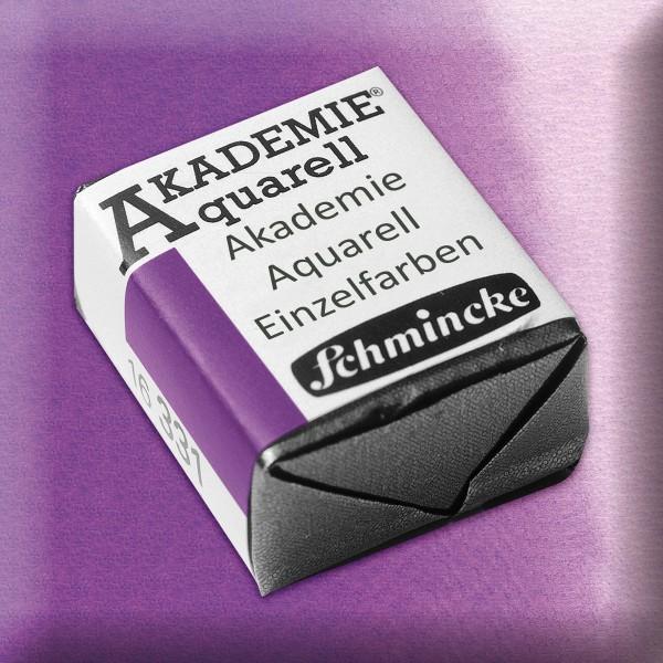Akademie Aquarell 1,6ml violett ½ Näpfchen