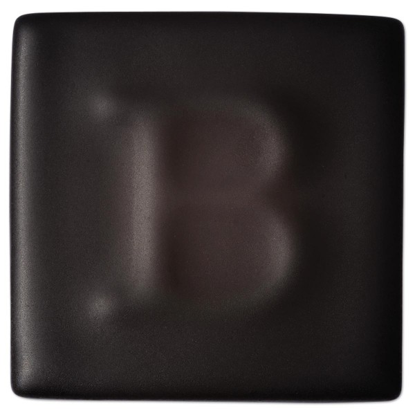 BOTZ Flüssigglasur bleifrei 800ml schwarz matt