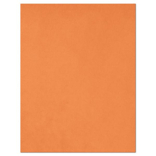 Moosgummiplatte 2mm 31x40cm lachs/orange