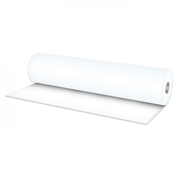 Zeichenpapier 80g/m² 50cm 50m Rolle weiß