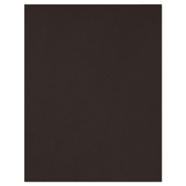 dicke Moosgummiplatte 3mm 31x40cm schwarz